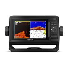 FISHFINDER GPS GARMIN ECHOMAP PLUS 62CV