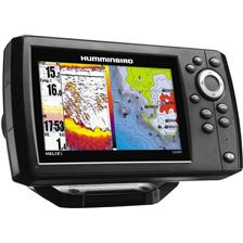 FISHFINDER /GPS HUMMINBIRD HELIX 5 G2 CHIRP 2D XD