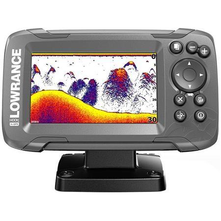 FISHFINDER GPS LOWRANCE HOOK 2 - 4X