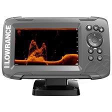 FISHFINDER GPS LOWRANCE HOOK 2 - 5X
