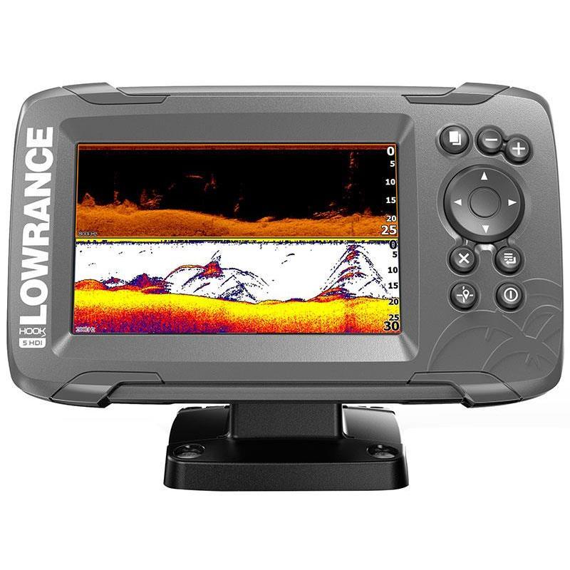 FISHFINDER GPS LOWRANCE NULL HOOK 2 - 5 SPLIT SHOT NULL