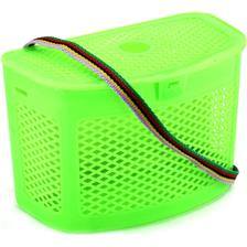 FISHING BASKET PLASTILYS GREEN