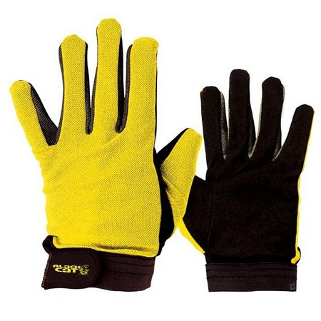 FISHING GLOVES BLACK CAT
