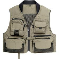 FISHING VEST GRAUVELL MISSOURI
