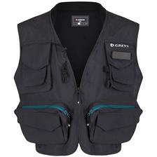 FISHING VEST GREYS FISHING VEST - BLACK
