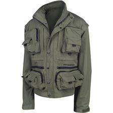 FISHING VEST RON THOMPSON ONTARIO JACKET