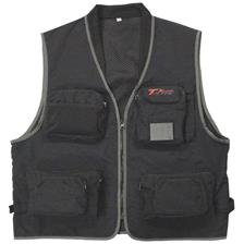 FISHING VEST TRUITE INNOVATION - KHAKI