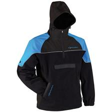 FLEECE VEST MAN GARBOLINO PRECISION SMOK - BLUE BLACK/
