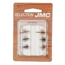 FLIES SELECTION PALMERS JMC - PACK OF 6
