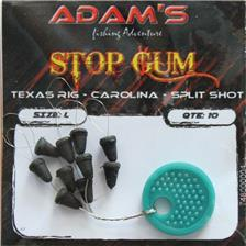 FLOAT STOPPERS ADAM'S STOP GUM - PACCHETTO DI 10