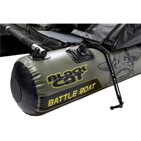 FLOAT TUBE BLACK CAT BATTLE BOAT SET
