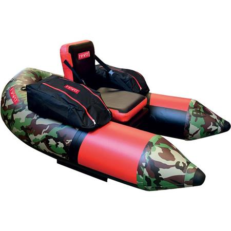 FLOAT TUBE HART THE SIKKARIO X-MUDDY