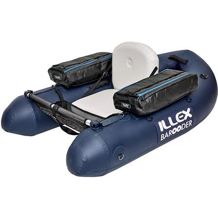 FLOAT TUBE ILLEX BAROODER 160 - BLEU MARINE