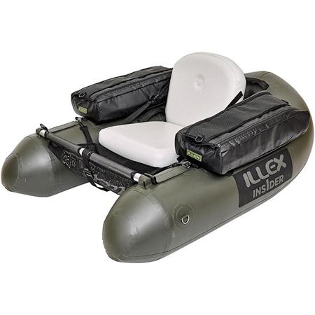 FLOAT TUBE ILLEX INSIDER 150 - KAKI