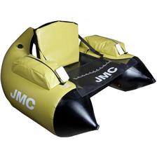 JMC  COMMANDO NOIR/OLIVE Float tube noir/olive Vendu sans palme