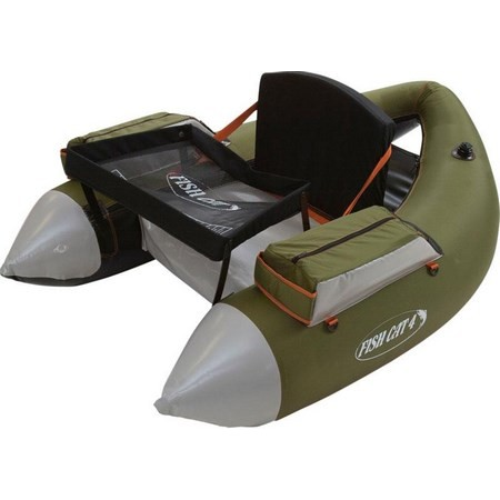 FLOAT TUBE OUTCAST FISH CAT 4