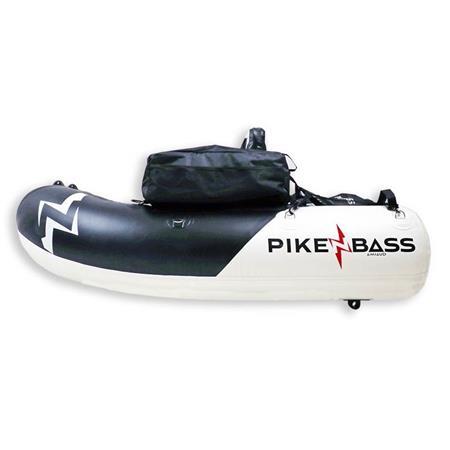 FLOAT TUBE PIKE'N BASS LUNKER FLOAT 2020 - BLANC/NOIR