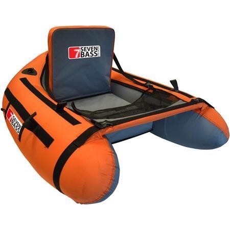 FLOAT TUBE SEVEN BASS BOLT