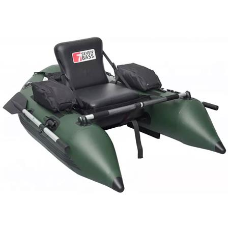 FLOAT TUBE SEVEN BASS COBRA 170 - VERT