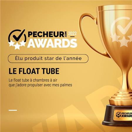 FLOAT TUBE SEVEN BASS DEF - HARD FABRIC LINE