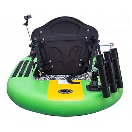 FLOAT TUBE SEVEN BASS JUNGLE NANO - FULL PACK
