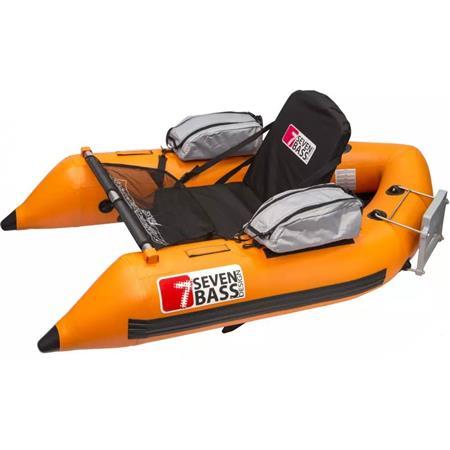 FLOAT TUBE SEVEN BASS SKULLWAY 170