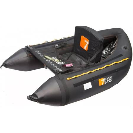 FLOAT TUBE SEVEN BASS USA ELEMENT KICK BOAT