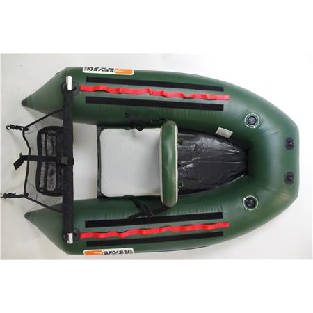 FLOAT TUBE SEVEN BASS USA EXPEDITION OCCASION