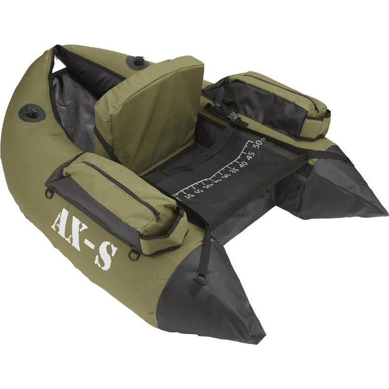 FLOAT TUBE SPARROW AX-S DLX - Olive