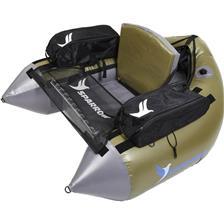FLOAT TUBE SPARROW COMMANDO - VERT/GRIS