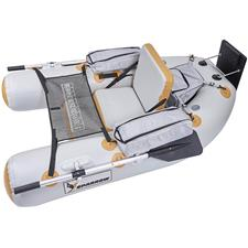 FLOAT TUBE SPARROW EXPEDITION 180 - GRIS/ORANGE
