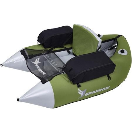 FLOAT TUBE SPARROW TRIUM VERT/GRIS