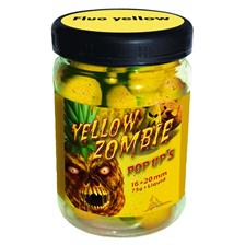 FLOATING BOILIE QUANTUM RADICAL NEON POP UP YELLOW ZOMBIE