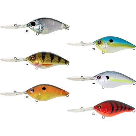 FLOATING LURE RIVER2SEA GOON 68F