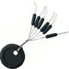 FLOATSTOP/TUNGSTEN SENSAS BLACK LINE STOPPER STRAIGHT - Small