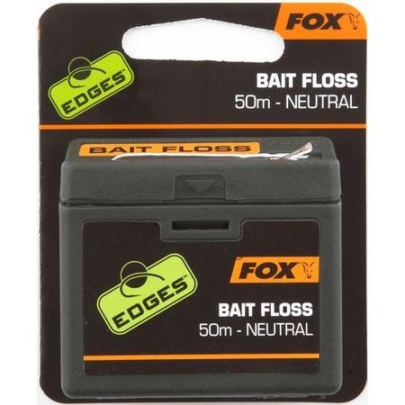 FLOSS FOX EDGES BAIT FLOSS - 50M - PACK OF 5
