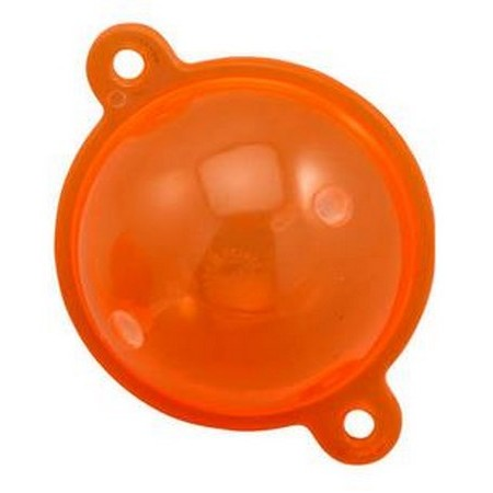 FLOTTEUR PLASTILYS ROND ORANGE PLASTIFLOAT