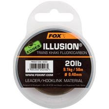 FLUOROCARBON FOX ILLUSION LEADER - 50M