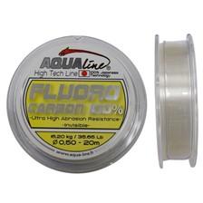 FLUOROCARBON LIJN 100% AQUALINE 1