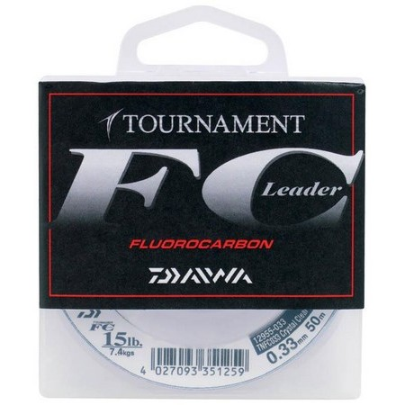 FLUOROCARBON LIJN DAIWA TOURNAMENT