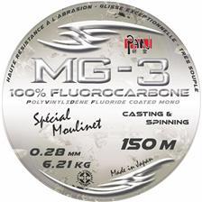 FLUOROCARBON LIJN PAN MG 3 PVDF SPECIAL WERPEN - 150M