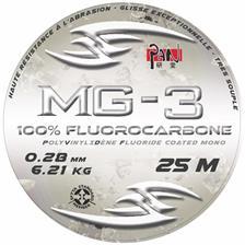 FLUOROCARBON LIJN PAN PVDF - 25M