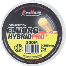 FLUOROCARBON LIJN PARALLELIUM POLYVILON FLUORO HYBRIDS PRO - 1000M