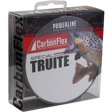 FLUOROCARBON POWERLINE CARBONFLEX SPECIALE TROTA -150M