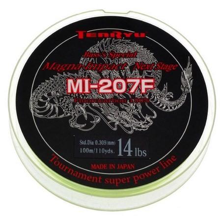 FLUOROCARBON TENRYU MI-207F 100M