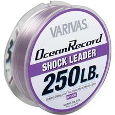 FLUOROCARBON VARIVAS OCEAN RECORD SHOCK LEADER - 50M