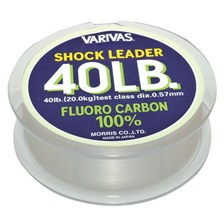 FLUOROCARBON VARIVAS SHOCK LEADER 100%