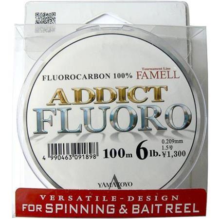 FLUOROCARBON YAMATOYO ADDICT FLUORO - 100M