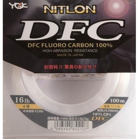 FLUOROCARBON YGK NITLON DFC