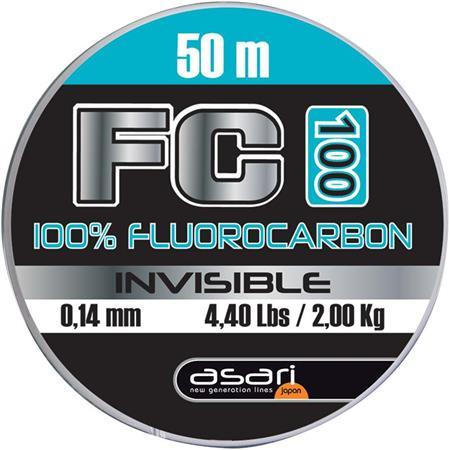 FLUOROCARBONE ASARI FC-100 - 50M